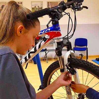 Go Velo Bikeability Bike Maintenance